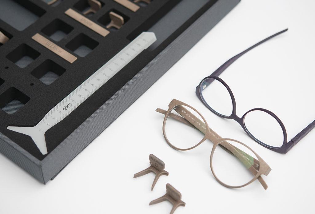 Götti Switzerland - Blog - The individualized 3D printed frame