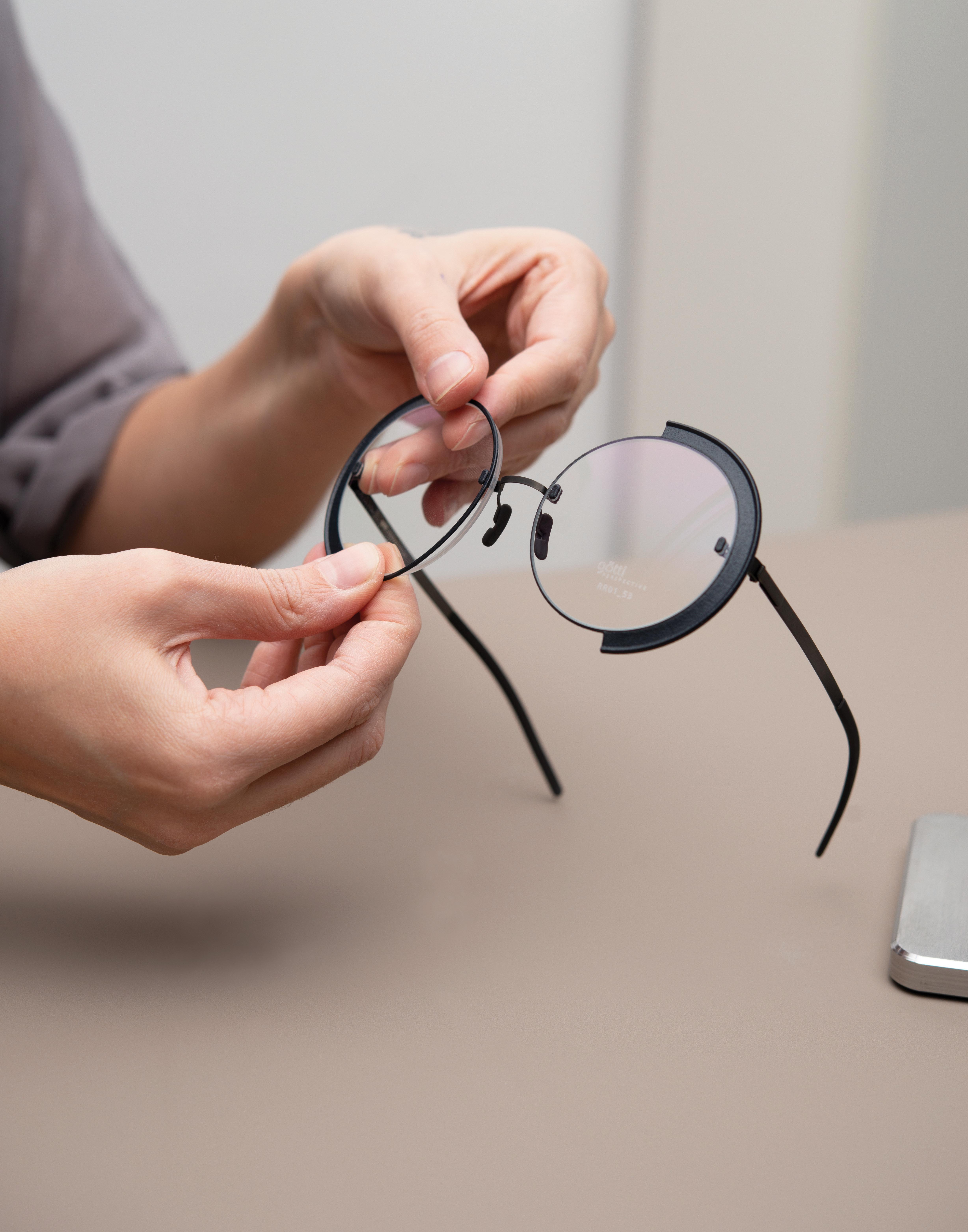 Gotti Switzerland Swiss Eyewear Design